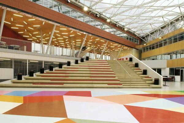Referenties met gevelisolatie architectuur sto
